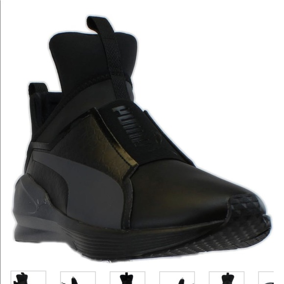 PUMA x Rihanna fierce core sneakers